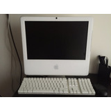 Imac G5, Core 2 Duo A 1.83, 2 Gb En Ram, Disco Duro De 160gb