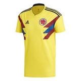 Camiseta Colombia 2018 Ho