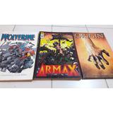 Lote Wolverine - Miller & Claremont - Arma X - Origin