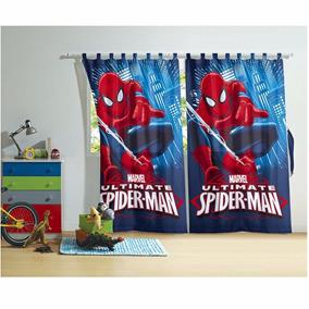 Cortina Varão Homem Aranha Spider Man 2,90 X 2,20 Lepper