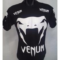 Camisa Camiseta Venum Mma Ufc Jiu Jitsu Muai Thay Academia