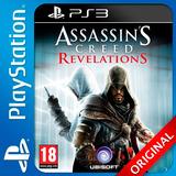 Assassins Creed Revelations Ps3 Digital Nº1 En Ventas Arg