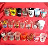 Shots-tequila-20pz-harley Davidson-usa-ufo-cristal