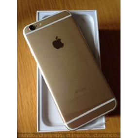 Iphone 6 16gb Color Dorado Estetica 9 Super Oferta