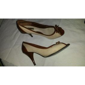 Zapato De Tacon Alto Dama Marca Zara - Zapatos Mujer en Mercado ... 0e3c7cba978cb