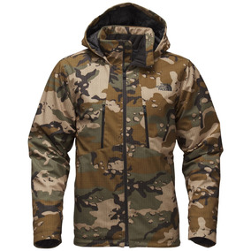 Chamarra The North Face Apex Elevation Jacket Termica Camo