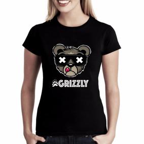 Camisa Baby-look Feminin Grizzly Diamond Primitive Dgk Casac