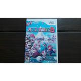 Mario Party 8 Wii Nuevo Sellado