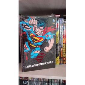 A Morte Do Superman, Volume 2, Panini - Frete Grátis