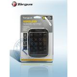 Keypad Numerico Inalambrico Targus (akp11us), Covertura Hast