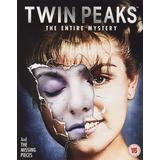 Blu Ray Twin Peaks - O Mistério - Box Amaray C/luva, Dub/