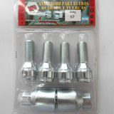 Set Antirobo Mg 4 Bulon Minicooper Llanta Original Amg