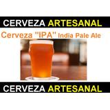 Kit Ingredientes Ipa Receta Cerveza Artesanal