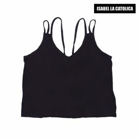 Musculosa De Mujer Isabella Catolica- Viscosa Basic