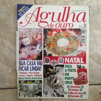 Revista Agulha De Ouro 39 Hardanger Ponto De Assis Crochê