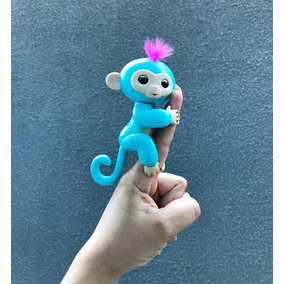 Happy Monkeys Baby Finger Monkey 6 Interações Reais