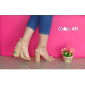 Zapatillas Bordadas 100% Mexicanas De Calidad Del #22 Al #25