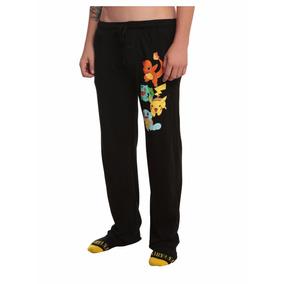 Pijama Pants Pokemon Original Hot Topic Importada