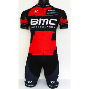 Set Promocional Bicicleta Bmc Team