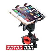 Porta Celular Moto Bici  Pinza Motoscba