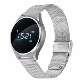 Smart Watch Reloj Inteligente Presión Arterial Prueba De Agu