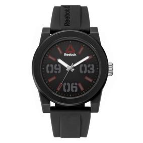 Reloj Analógico Marca Reebok Modelo: Rdhoog2pbibbr Color Neg