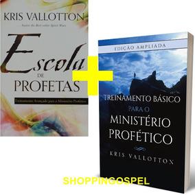 Escola De Profetas + Treinamento Básico Ministério Profético
