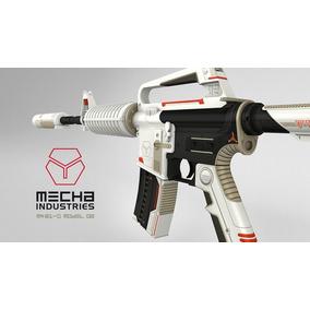 Skin Cs Go M4a1-s   Indústrias Mecha (nova De Fábrica)