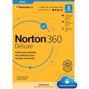 Norton Antivirus Plus P/3 Dispositivos 12 Meses Download