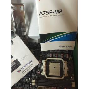 Motherboard Ecs A75f-m2 Fm Ver Descripcion
