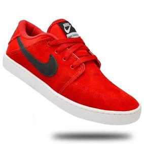0a9934ee5de 2 Pares Tênis Feminino E Masculinos Nike Suketo Leather