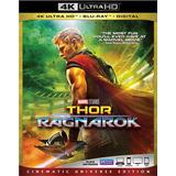 4k Ultra Hd + Blu-ray Thor Ragnarok