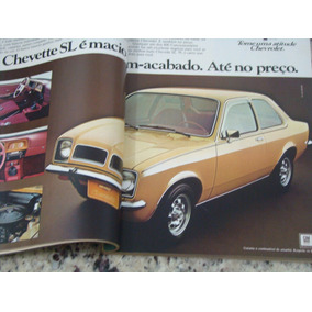 Revista 4 Quatro Rodas Nº220 Nov 1978 Corcel Fiat 147 R401