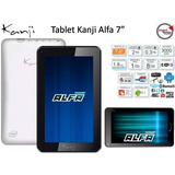 Tablet Kanji Alfa / Intel Quad Core Sofia 1,33 Ghz Disco 8gb