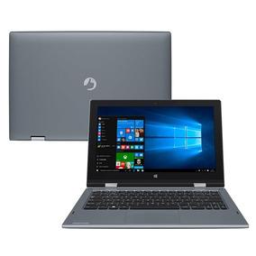 Notebook 2 Em 1 Positivo Duo Zr3630, Intel Celeron Dual Core