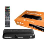 Receptor De Tv Digital Parabólica Midia Box Hd B4+ Original
