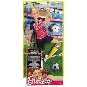 Barbie Soccer - Barbie Made To Move