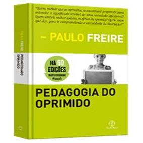Pedagogia Do Oprimido - Capa Dura