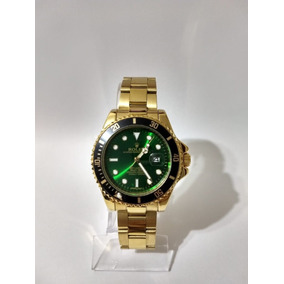 4742d947acf Relogios Caixa Grande Masculinos De Luxo Masculino Rolex - Relógios ...