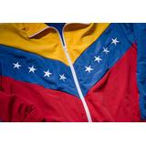 Campera Venezuela Tricolor - Comandante Chavez