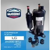 Compresor Lg 24000 Btu Rotativo