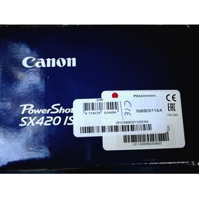 Camara Canon Sx420 Is -nueva Wifi