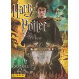 Album Harry Potter Y El Cadiz De Fuego Completo A Pegar