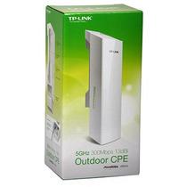 Tp Link Cpe510 Cpe De Exterior De 13dbi En 5ghz A 300mbps