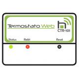 Termostato Web Ctr-101 Bivolt Wifi Um Estágio