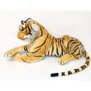 Peluche Tigre 90cm Excelente Calidad Claus Funny Land