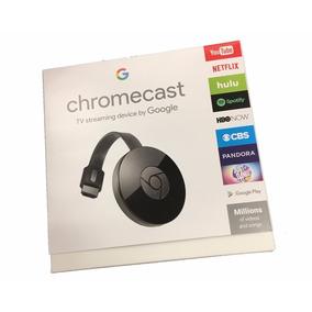 Google Chromecast 2da Gen 2017 Netflix Converti Tv En Smart
