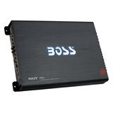 Amplificador Boss R4004 4 Canales Riot1600 Watts