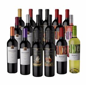 Combo Degustación - Envío Gratis - 18 Botellas X 750ml