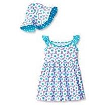 Vestido De Nina Gerber 100% Original Talla 4